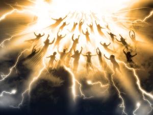 O arrebatamento da Igreja