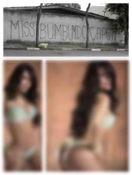 "[Apostasia] ""Gosto de transar fumando"", diz Miss Bumbumevangélica"